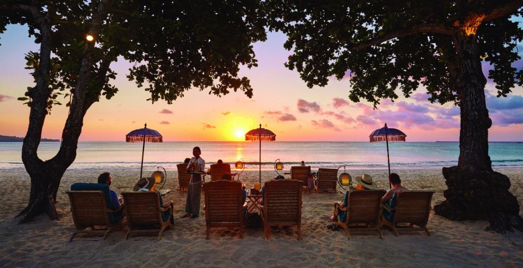 Belmond Jimbaran Puri - Spiaggia