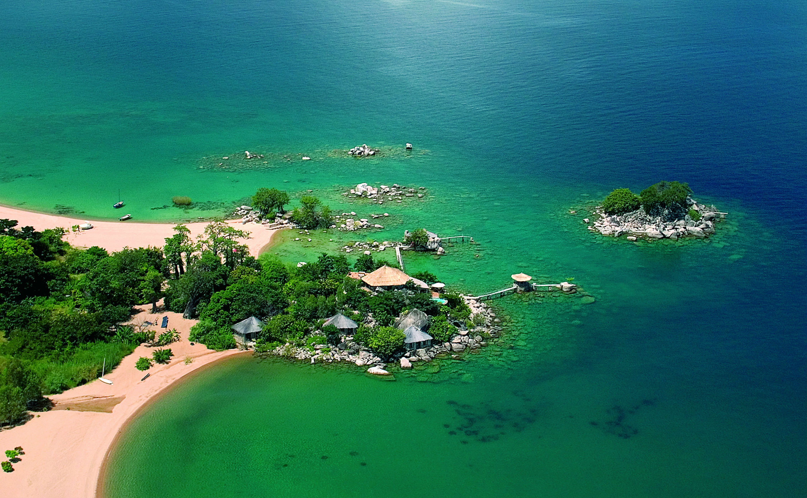 Lago Malawi - Kaya Mawa